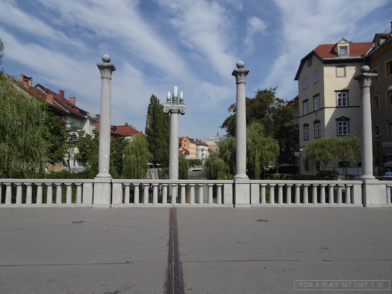 Ljubljana, Cobblers' Bridge