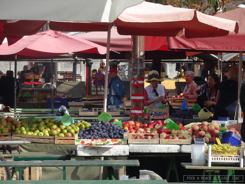 Lubiana, Centralna Tržnica
