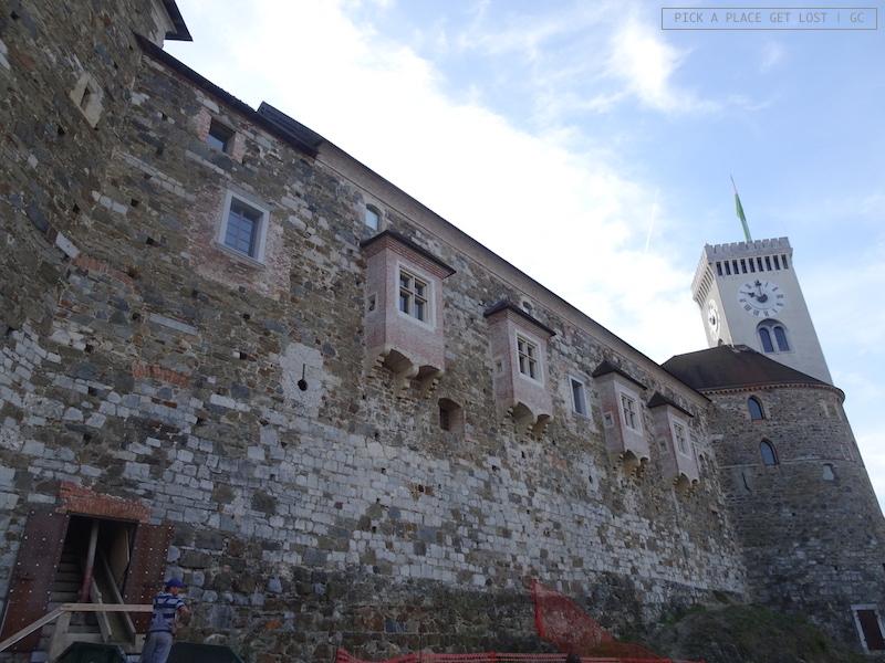 Castello di Lubiana