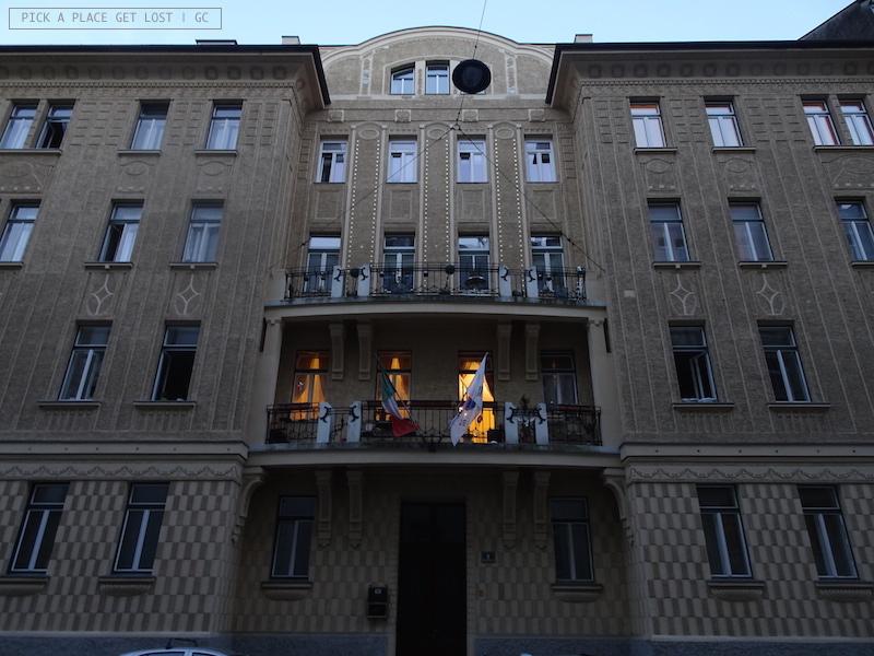 Lubiana, Palazzo Presidenziale