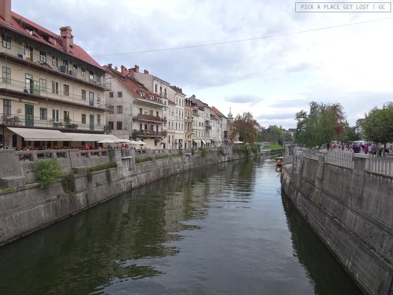 Ljubljana, Ljubljanica