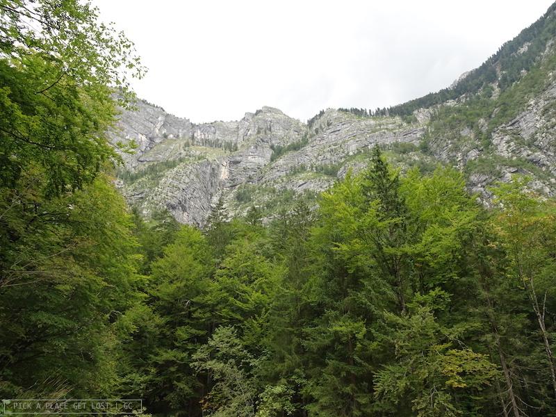Slovenia, Savica Waterfall