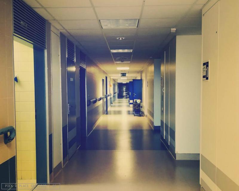 Brno, stanza all'ospedale Bohunice