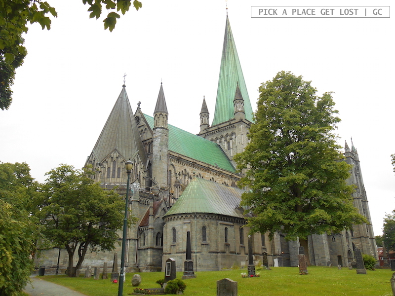 Trondheim, Cattedrale di Nidaros