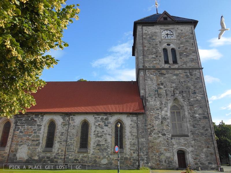 Trondheim, Chiesa di Nostra Signora