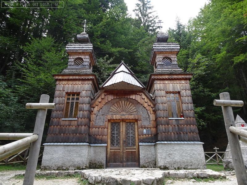 Slovenia, Ruska Kapelica