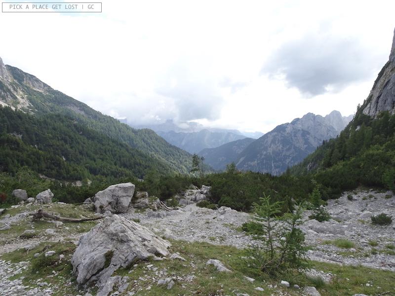 Slovenia, Alpi Giulie