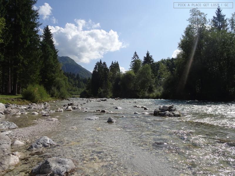 Slovenia, Mojstrana