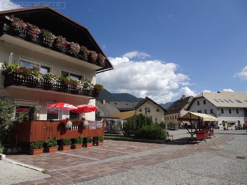 Slovenia, Kranjska Gora