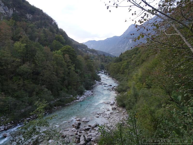 Slovenia, Cascata Kozjak