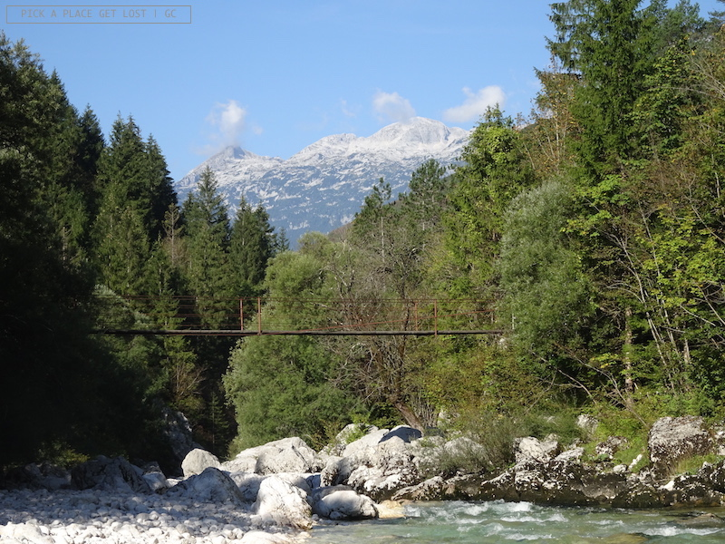 River Soča