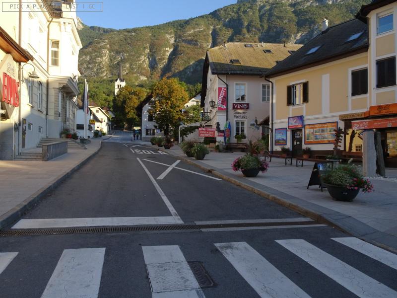 Slovenia, Bovec