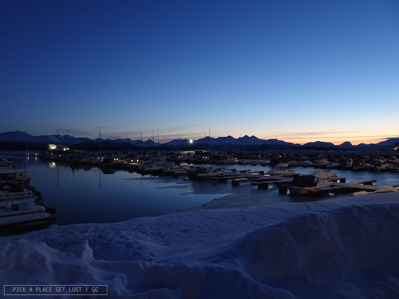 Norvegia. Molde