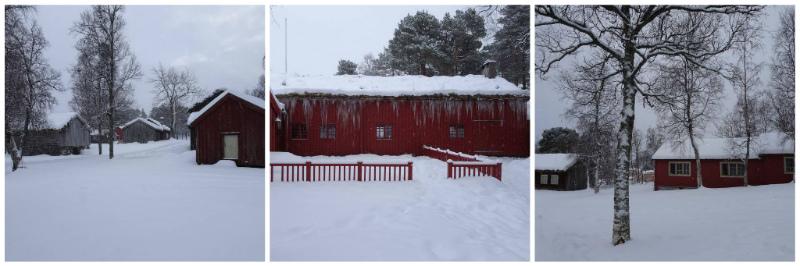 Norvegia. Molde, Romsdalsmuseet