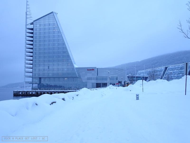 Norvegia. Molde, Scandic Seilet