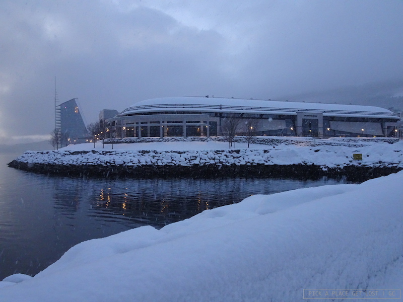 Norvegia. Molde, Aker Stadion
