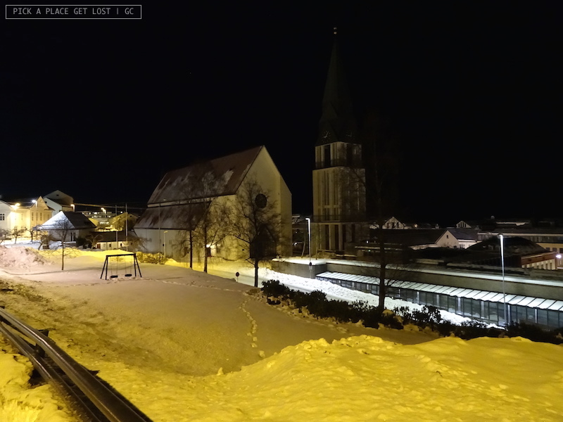 Norway. Molde, Cathedral