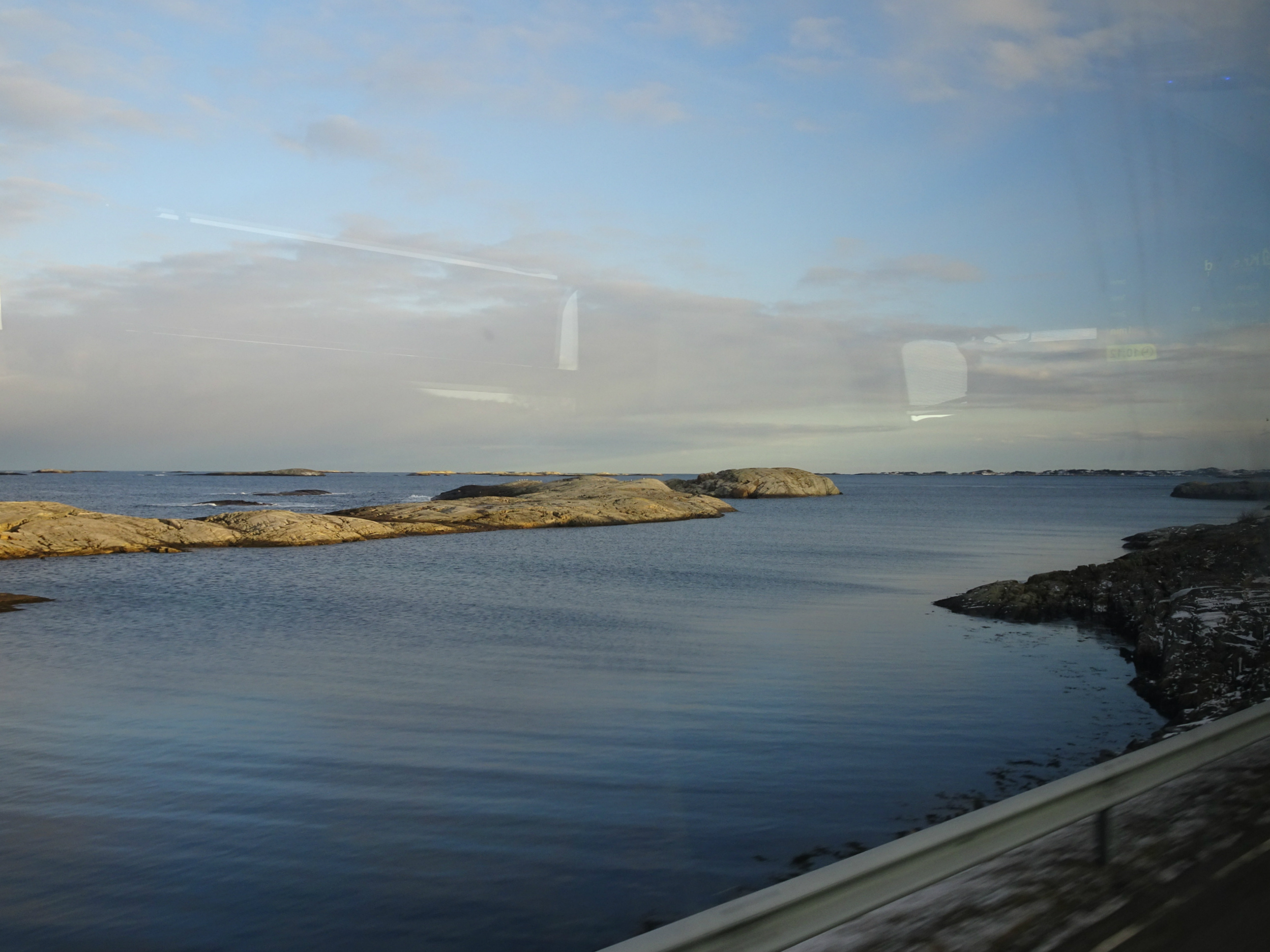 Norway. Atlanterhavsvegen (Atlantic Road)