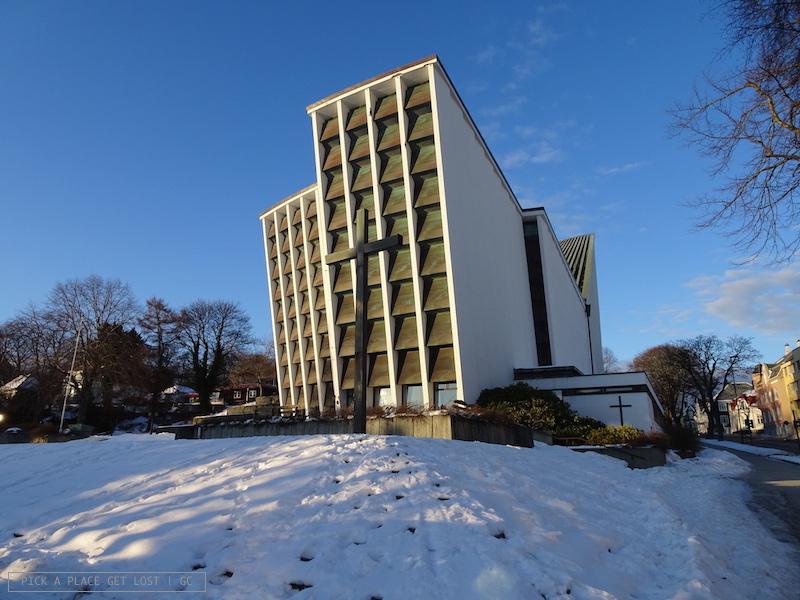 Norway. Kristiansund, Kirklandet