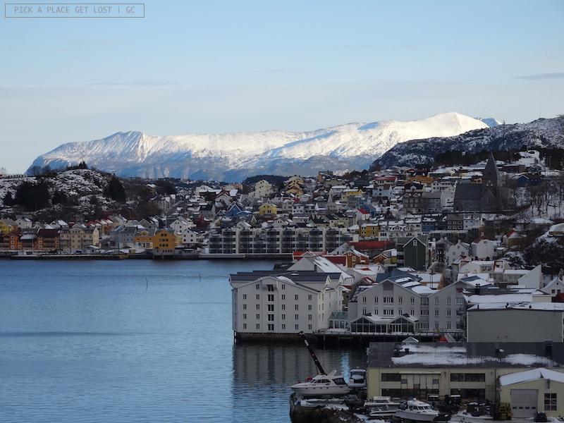 Norway. Kristiansund