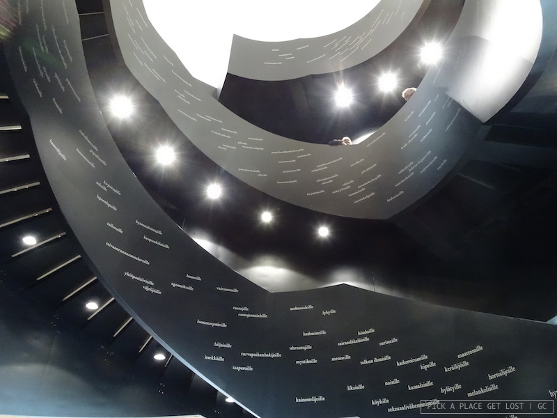 Helsinki. Biblioteca Centrale Oodi