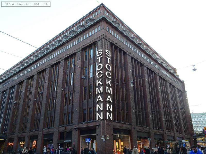 Helsinki, Stockmann