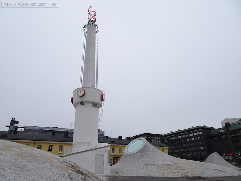 Helsinki, Piazza Lasipalatsi
