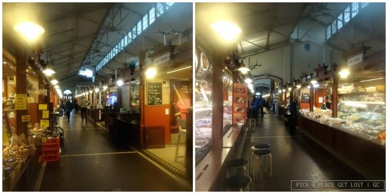 Helsinki. Vecchio mercato coperto
