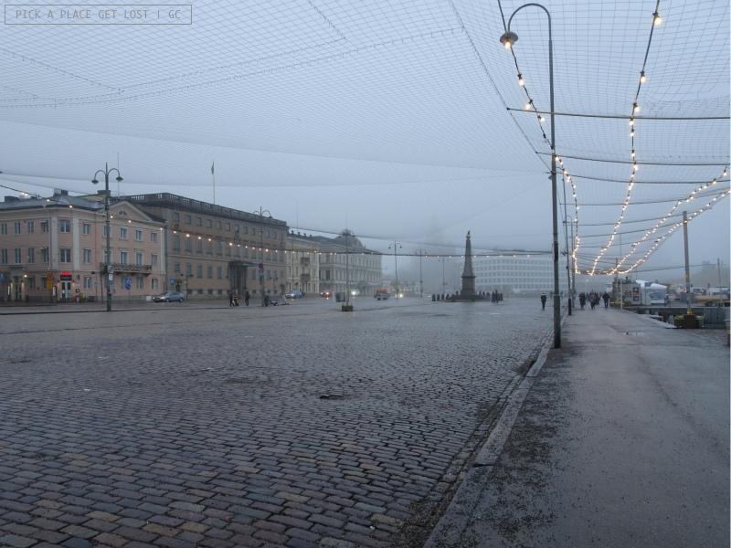 Helsinki. Market Square