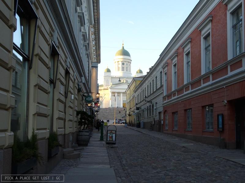 Helsinki. Cattedrale