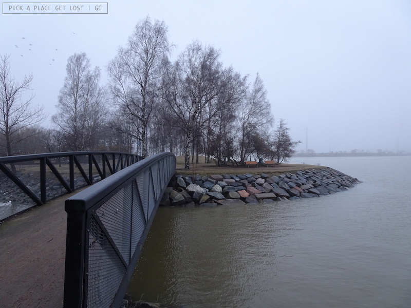 Helsinki. Tervasaari