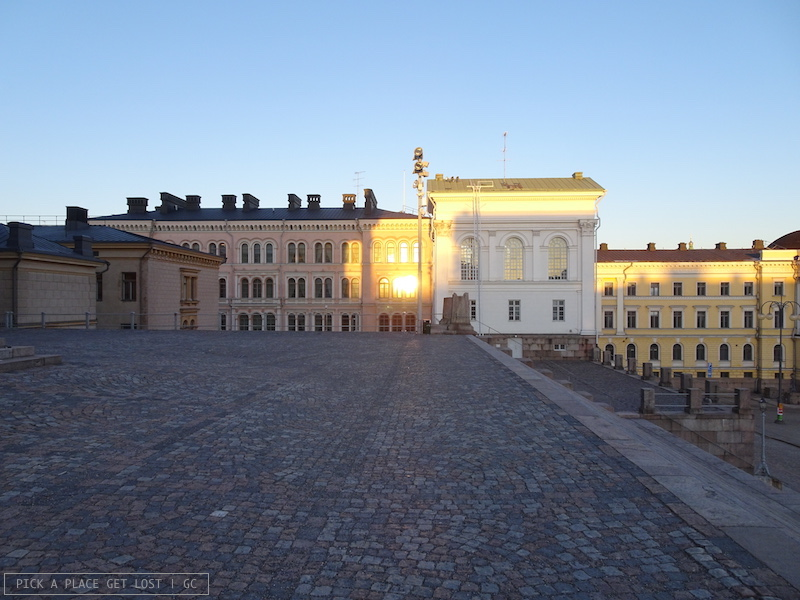 Helsinki. Cathedral