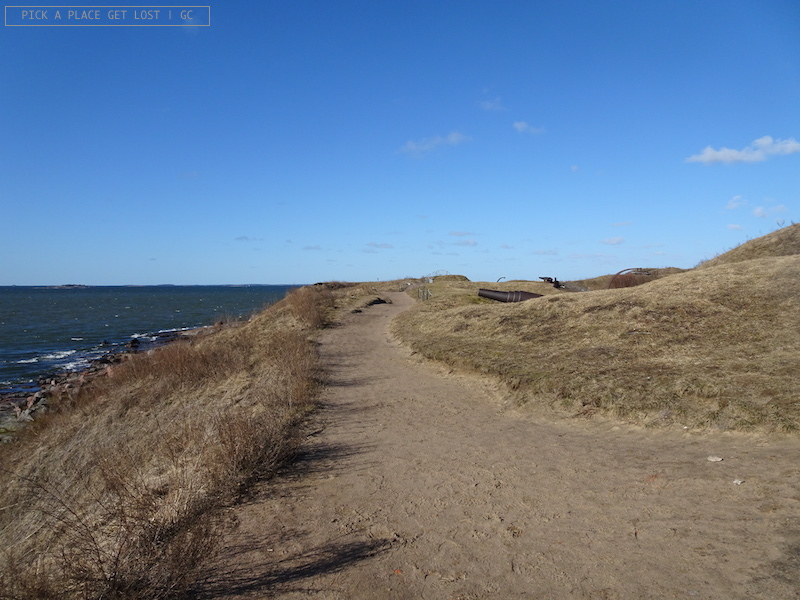 Suomenlinna, bastion area