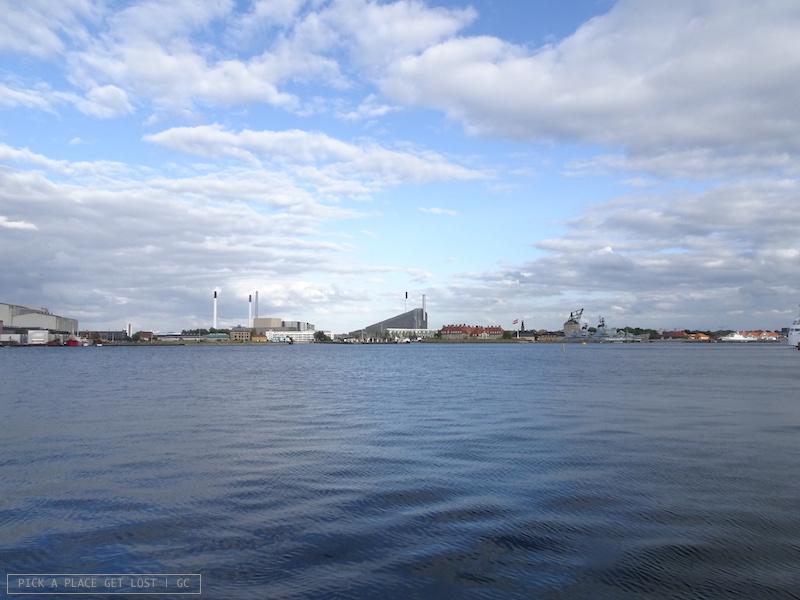 Copenaghen. Langelinie