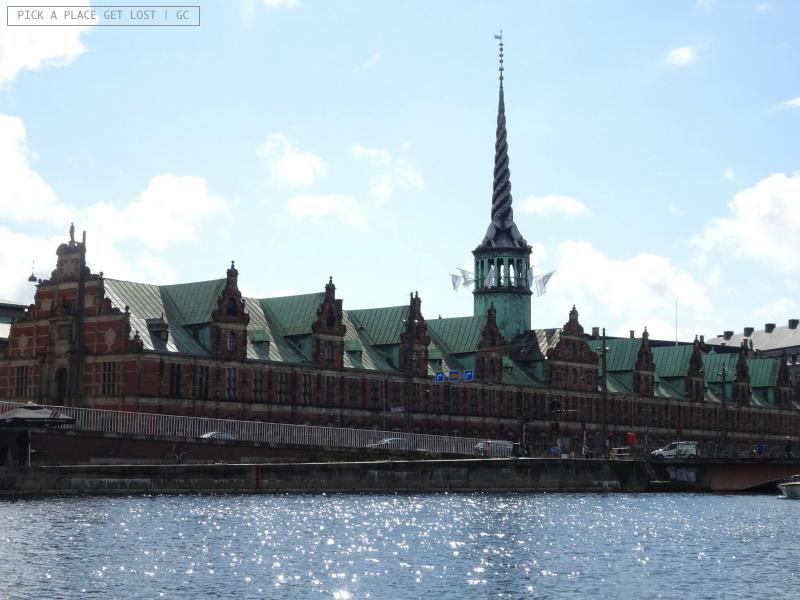 Copenaghen. Vecchia Borsa