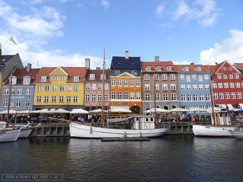 Copenaghen. Nyhavn