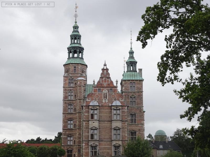 Copenaghen. Kongens Have