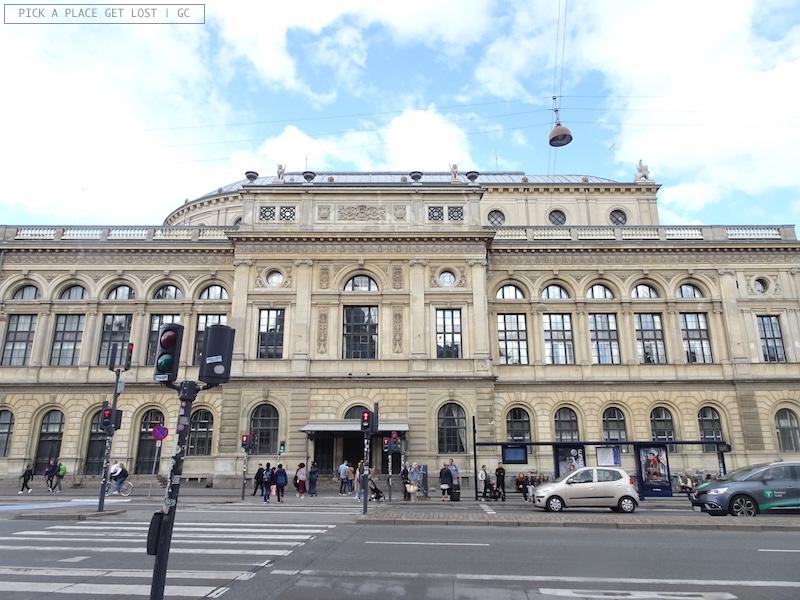 Copenaghen. Teatro reale danese