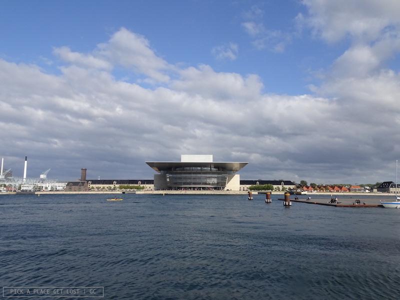 Copenaghen. Teatro dell'Opera