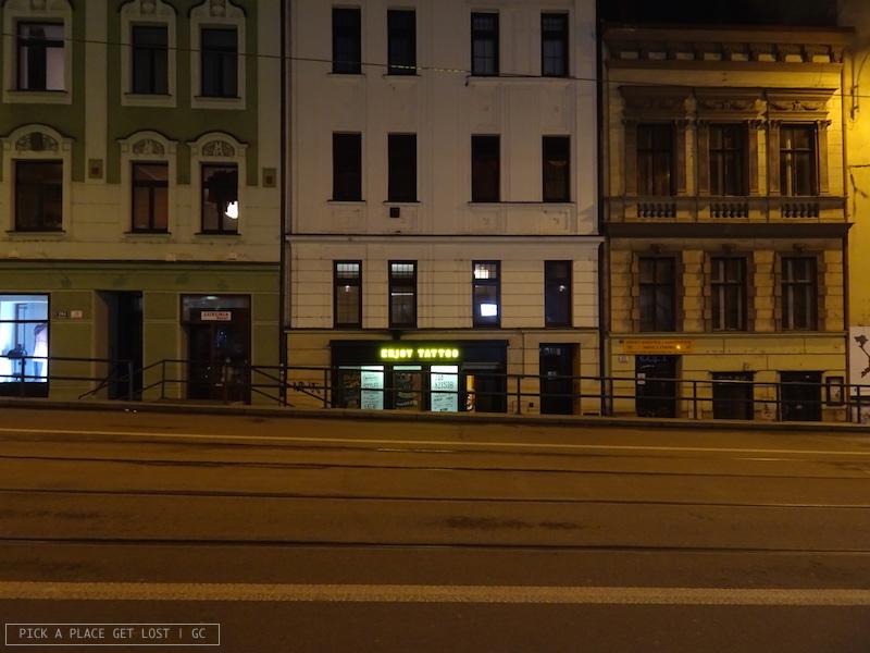 Brno. Pekařská