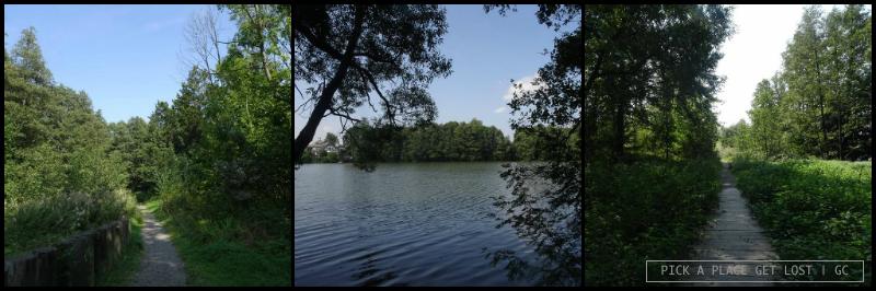 Žd'ár nad Sázavou. Konventský rybník