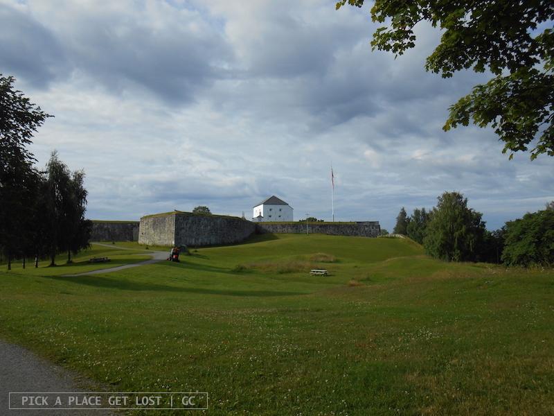 Trondheim, Kristiansten Festning