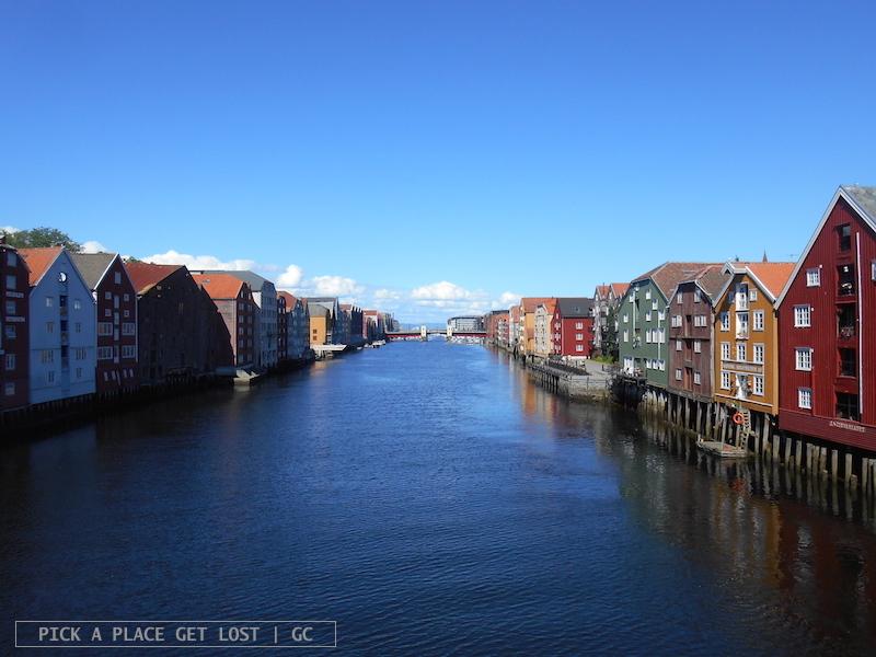 Trondheim, Bryggen