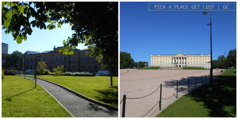 Oslo, Royal Palace