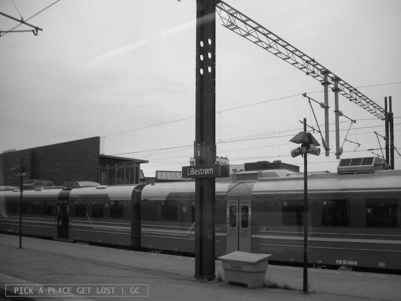 Lillehammer train station