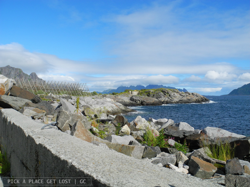 Norway. Svolvær