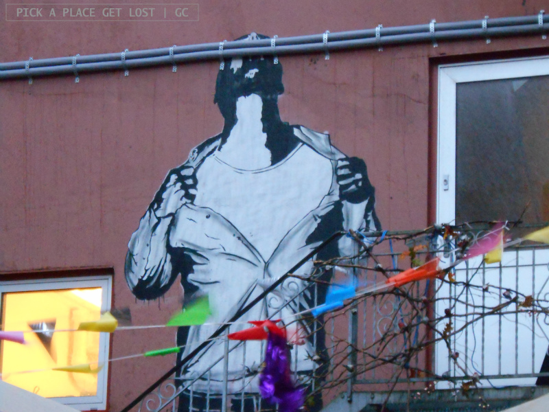 Bodø street art