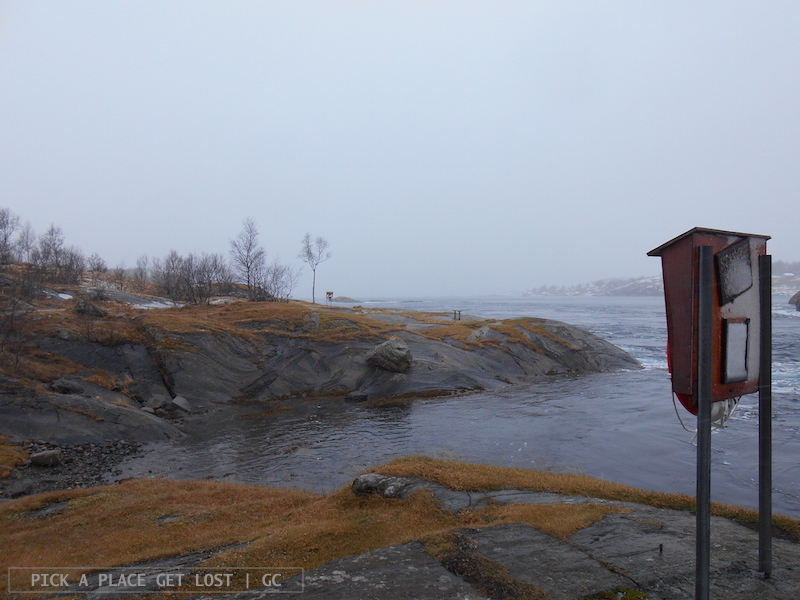 Bodø, Saltstraumen