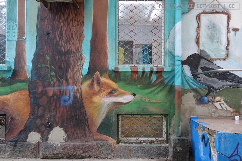 Sofia, street art