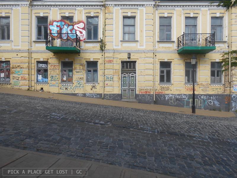 Palazzi di Kiev